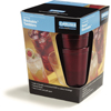 Carlisle Stackable SAN Tumbler 12 oz (12/st) - Ruby CFS 5212-810CS