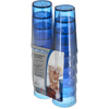Carlisle Stackable Cash 'n Carry SAN Tumbler 16 oz (12/pk) - Royal Blue CFS 5216-8247CS