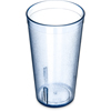 Carlisle Stackable Cash 'n Carry SAN Tumbler 16 oz - Cash  Carry (12/st) - Blue CFS 5216-854CS