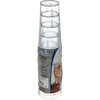 Carlisle Stackable SAN Tumbler 20 oz - Cash  Carry (6/pk) - Clear CFS 5220-8107CS