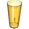 Carlisle Stackable SAN Tumbler 20 oz (12/st) - Amber CFS 5220-813CS
