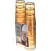 Carlisle Stackable SAN Tumbler 20 oz (12/pk) - Amber CFS 5220-8213CS