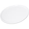 """Plates Salad Plates: Carlisle - Stadia Melamine Salad Plate 9"""" - White"""