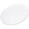 """Carlisle Stadia Melamine Bread and Butter Plate 7.25"""" - White CFS 5300202CS"""