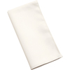 "Carlisle SoftWeave Napkin 17"" x 17"" - White CFS 53781717NM010CS"