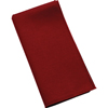 "Carlisle SoftWeave Napkin 17"" x 17"" - Burgundy CFS 53781717NM046CS"