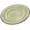 """Carlisle Mingle Melamine Dinner Plate 9"""" - Jade CFS 5400246CS"""
