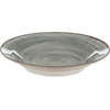 Carlisle Mingle Melamine Rimmed Soup Bowl 28.5 oz - Smoke CFS 5400318CS