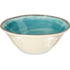 Carlisle Mingle Melamine Ice Cream Bowl 27 oz - Aqua CFS 5400415CS