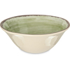 Carlisle Mingle Melamine Ice Cream Bowl 27 oz - Jade CFS 5400446CS