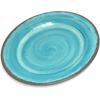 "Carlisle Mingle Melamine Bread And Butter Plate 7"" - Aqua CFS 5400715CS"