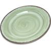 "Carlisle Mingle Melamine Bread And Butter Plate 7"" - Jade CFS 5400746CS"