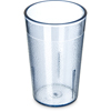 Carlisle Stackable SAN Plastic Tumbler 5 oz - Blue CFS 550154CS