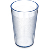 Carlisle Stackable SAN Plastic Tumbler 9.5 oz - Blue CFS 550654CS