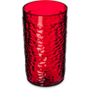 Carlisle Pebble Optic SAN Tumbler 16.7 oz - Ruby CFS 551710CS