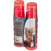 Carlisle Stackable SAN Tumbler 8 oz (12/pk) - Ruby CFS 5526-8210CS
