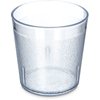 Tumblers 9 oz: Carlisle - Stackable™ Old Fashion SAN Tumbler