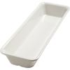 "Carlisle Balsam Half Long Size Pan 2.5"" Deep - Bavarian Cream CFS5552837CS"