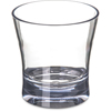 Carlisle Alibi Plastic Double Old Fashioned Glass 12 oz (4ea) - Clear CFS 5612-407CS