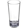 Carlisle Alibi Plastic Beverage Highball Glass 14 oz (4ea) - Clear CFS 5614-407CS