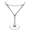 Carlisle Alibi Martini 9 oz - Clear CFS 564607CS