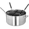 Carlisle Quarter Size Sectional Pasta Cooker CFS 60100PC