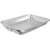 "Carlisle Bake Pan With Drop Handles 19qt. 18"" x 26""  x 3.5"" - Aluminum CFS601923CS"