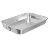 """Carlisle Bake Pan w/ SD Drp Handles 11"""" x 17"""" x 2.5"""" - Aluminum CFS60306CS"""