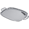 "Celebration Oval Tray w/Integral Handles 20-7/8"" x 13-1/2"""