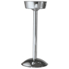 "Carlisle 8 1/2"" D, 24"" Wine Bucket Stand CFS 609147CS"
