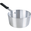 Carlisle Standard Weight Tapered Sauce Pan With Removable Dura-Kool Sleeves 2.5 qt - Aluminum CFS61702CS