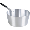Carlisle Standard Weight Tapered Sauce Pan With Removable Dura-Kool Sleeves 6.5qt - Aluminum CFS61707CS
