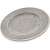 "Plates Salad Plates: Carlisle - Grove Melamine Salad Plate 9"" - Smoke"
