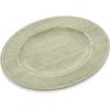 """Plates Salad Plates: Carlisle - Grove Melamine Salad Plate 9"""" - Jade"""