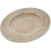 """Plates Salad Plates: Carlisle - Grove Melamine Salad Plate 9"""" - Adobe"""