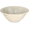 Carlisle Grove Melamine Ice Cream Bowl 27 oz - Buff CFS 6401306CS