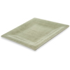 "Carlisle Grove Melamine Square Plate 10.5"" - Jade CFS 6402246CS"