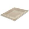 "Carlisle Grove Melamine Square Plate 10.5"" - Adobe CFS 6402270CS"