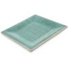 "Carlisle Grove Melamine Square Salad Plate 8.5"" - Aqua CFS 6402315CS"