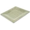 """Plates Salad Plates: Carlisle - Grove Melamine Square Salad Plate 8.5"""" - Jade"""