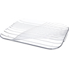 "Festival Trays Handled Tray 22"" x 16"" - Clear"