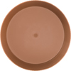 "WeaveWear Round Platter 10"" - Light Brown"