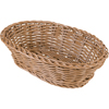 "Carlisle Woven Baskets Oval Basket Small 9"" - Caramel CFS 655025CS"