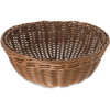 "Carlisle Woven Baskets Round Basket 9"" - Tan CFS 655325CS"