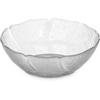 """Carlisle Petal Mist® Bowl 6"""" - Clear CFS 690407CS"""
