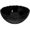 "Carlisle Petal Mist® Bowl 2.4 qt, 9"" - Black CFS 690903CS"