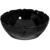 "Carlisle Petal Mist® Bowl 5.7 qt, 11-15/16"" - Black CFS 691403CS"