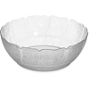 "Petal Mist® Bowl 5.7 qt, 11-15/16"" - Clear"