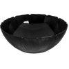 "Carlisle Petal Mist® Bowl 9.8 qt, 15"" - Black CFS 691703CS"