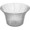"Carlisle Petal Mist® Bell Bowl 3.4 qt, 9-3/4"" - Clear CFS 693107CS"